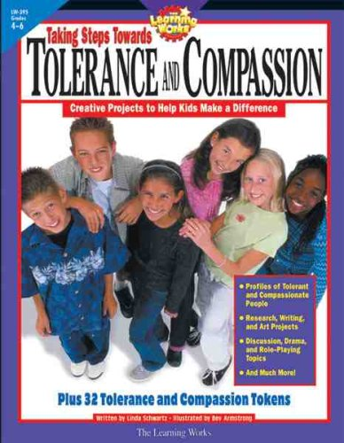 9780881603569: Taking Steps Towards Tolerance And Compassion: Creative Projects To Help Kids Make A Difference
