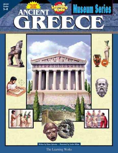 9780881603873: Ancient Greece: Museum Series, Gr. 5-8