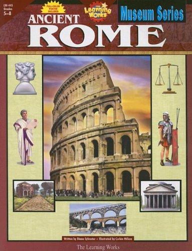 9780881603903: Ancient Rome: Museum Series, Gr. 5-8