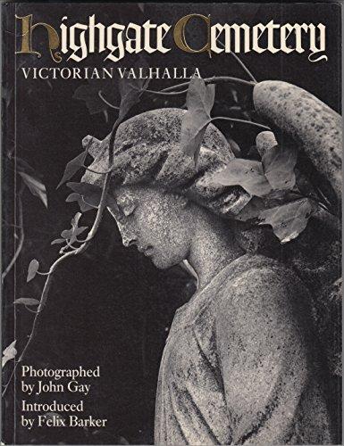 9780881620221: Highgate Cemetery: Victorian Valhalla