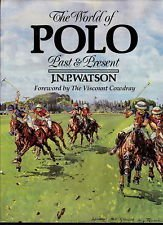 9780881622034: The World of Polo: Past and Present