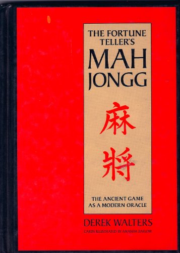 9780881622461: Fortune Teller's Mah Jongg