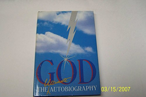 9780881622928: God: The Ultimate Autobiography