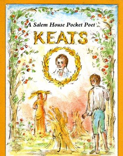 Keats (Salem House Pocket Poets): Keats, John, Machin,