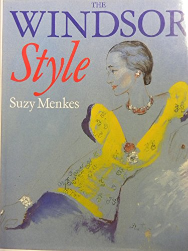 9780881623215: The Windsor Style