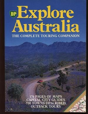 9780881623376: Explore Australia: The Complete Touring Companion