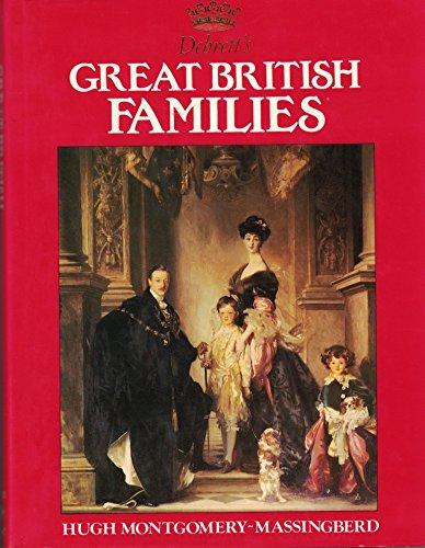 9780881623598: Debrett's great British families