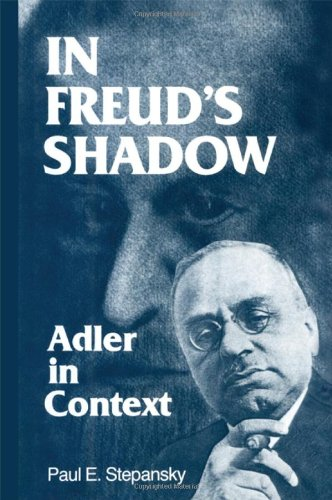 9780881630077: In Freud's Shadow: Adler in Context