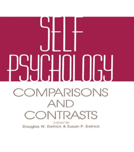 9780881630770: Self Psychology: Comparisons and Contrasts