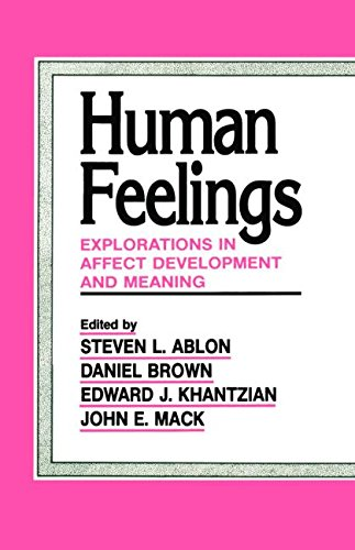 9780881631449: Human Feelings: Explorations in Affect Development and Meaning