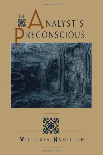 9780881632217: The Analyst's Preconscious