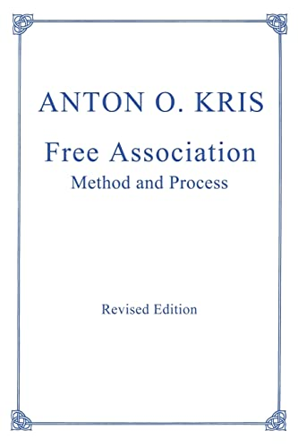 9780881632538: Free Association: Methods and Process