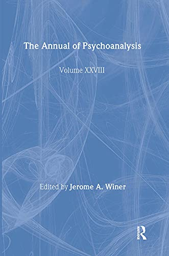 9780881633016: The Annual of Psychoanalysis, V. 28