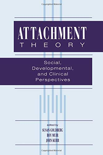 9780881633290: Attachment Theory: Social, Developmental, and Clinical Perspectives