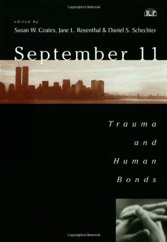 9780881633818: September 11: Trauma and Human Bonds (Relational Perspectives Book Series)