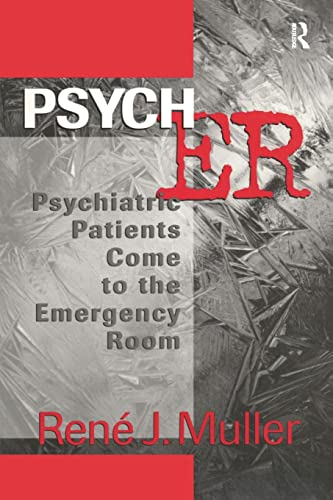 9780881634037: Psych ER: Psychiatric Patients Come to the Emergency Room