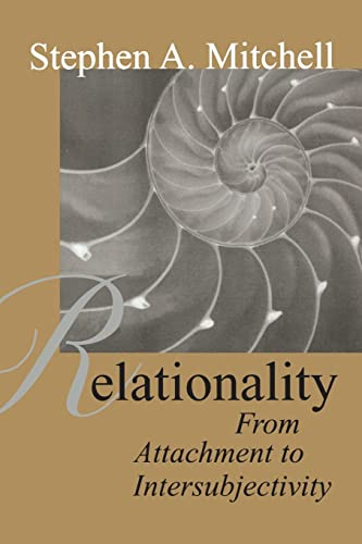 9780881634174: Relationality: From Attachment to Intersubjectivity (Relational Perspectives Book Series)