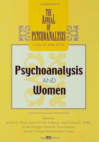 9780881634211: The Annual of Psychoanalysis, V. 32: Psychoanalysis and Women
