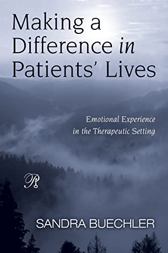 9780881634945: Making a Difference in Patients' Lives: Emotional Experience in the Therapeutic Setting (Psychoanalysis in a New Key Book Series)