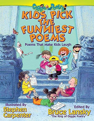 9780881661491: Kids Pick the Funniest Poems