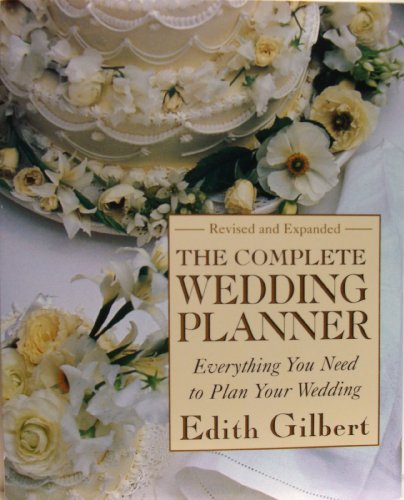 9780881663556: The complete wedding planner