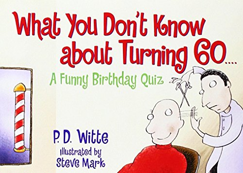 9780881665109: What You Don't Know About Turning 60....