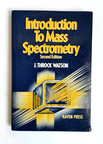 9780881670813: Introduction to Mass Spectrometry