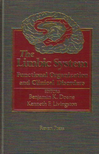9780881671346: The Limbic System: Functional Organization and Clinical Disorders