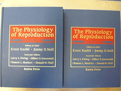 The Physiology of Reproduction (Volume 2)