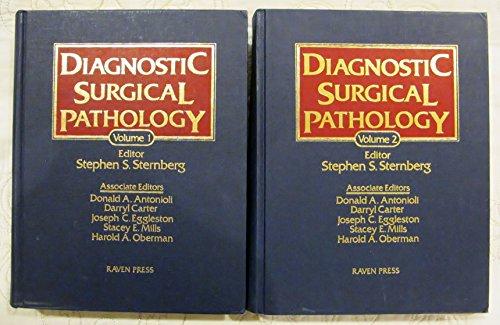9780881674422: Diagnostic Surgical Pathology