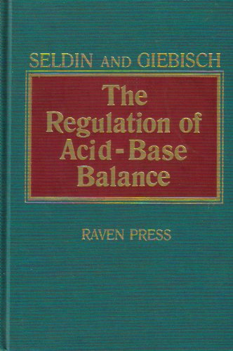 9780881674804: The Regulation of Acid-Base Balance