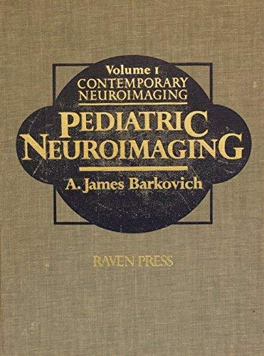 9780881675801: Pediatric Neuroimaging (Contemporary neuroimaging)