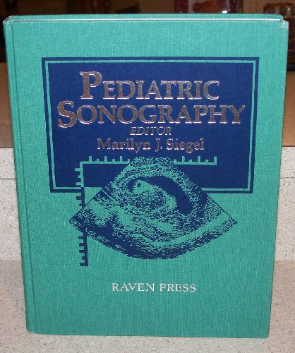 Pediatric Sonography