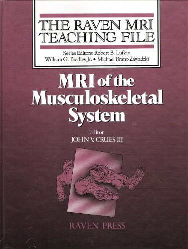 9780881677058: MRI of the Musculoskeletal System (Raven MRI Teaching File)