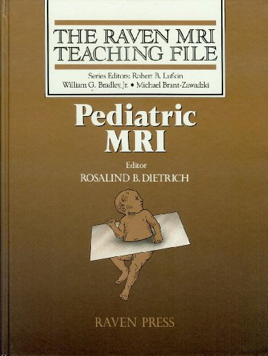 9780881677089: Pediatric Mri (Raven Mri Teaching File)