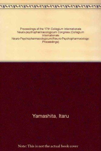 9780881677324: Clinical Neuropharmacology: Proceedings of the 17th Collegium International Neuro-Psychopharmacologicum Congress, Vol 13, Supplement 2 (Collegium ... Proceedings)