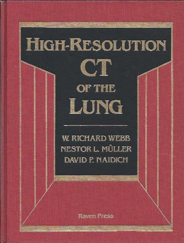 9780881678444: High-Resolution Ct of the Lung