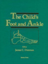 9780881678796: The Child's Foot and Ankle