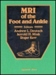 9780881678994: MRI of the Foot and Ankle