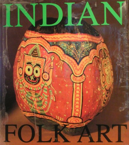 9780881680102: Indian Folk Art