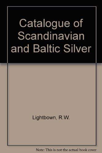 9780881680904: Catalogue of Scandinavian and Baltic Silver