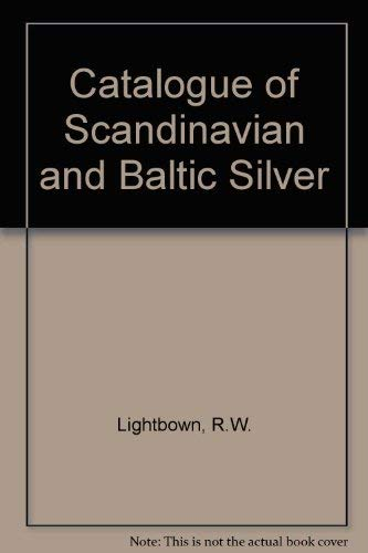 9780881680904: Catalogue of Scandinavian and Baltic Silver