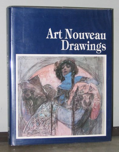 9780881681772: Art Nouveau Drawings