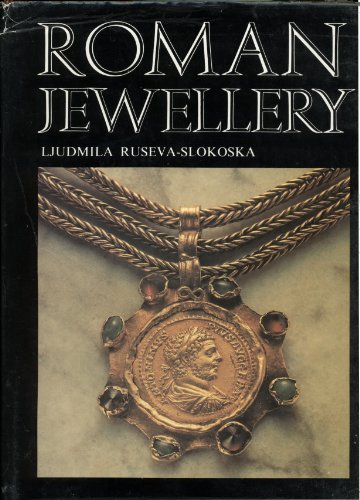 9780881681888: Roman Jewellery