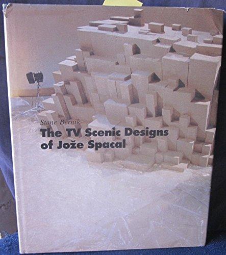 9780881682670: T.V. Scenic Designs of Joze Spacal