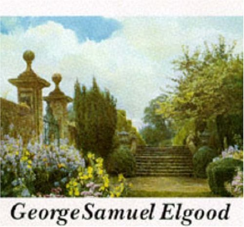 9780881682694: George Samuel Elgood: His Life and Work - Watercolours and Garden Design