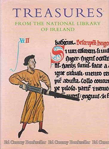 9780881682755: Treasures From the National Library of Ireland