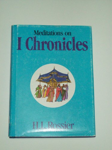 1 Chronicles (H.L. Rossier Commentaries)