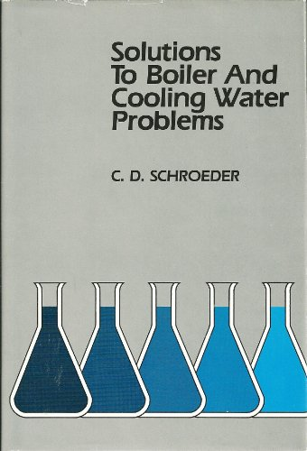 9780881730104: Solutions to boiler and cooling water problems