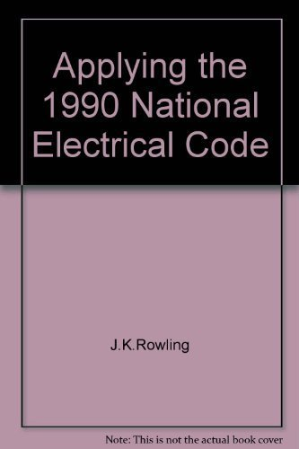 9780881730388: Applying the 1990 National Electrical Code